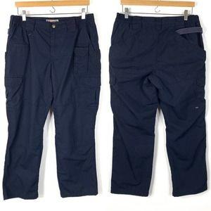 5.11 Tactical Womens Blue Cargo Pants 14